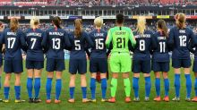 U.S. Women's Soccer Team Pays Tribute To Inspirational Women With Special Jerseys