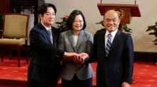 China says Taiwan courting 'disaster' after pre-election comment on independence