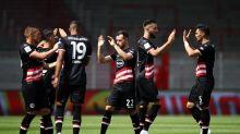 Düsseldorf will die ersten Punkte