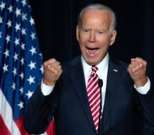 Joe Biden fuels 2020 campaign rumours by saying he has 'most progressive record of anybody running'
