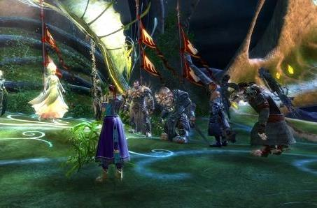Adopt a Guild Wars 2 developer for WvW this fall