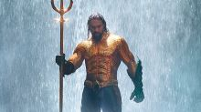 """A Jason Momoa le costaba """"hacer caca"""" en su traje de Aquaman"""
