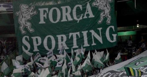 Foot - POR - Le président du Sporting Portugal suspendu six mois pour un crachat