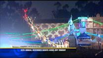 35th Annual December Nights at Balboa Park kicks off tonight
