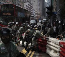 'Be water': Police swoop as Hong Kong protests shift tactics
