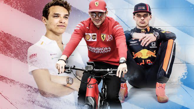 Formel 1 Gestern