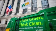 Don't Throw Away Your Waste Management Stock