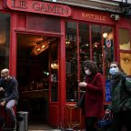 Paris bars to close but restaurants can stay open under new 'maximum alert' Covid rules