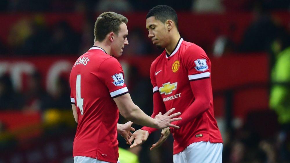 Manchester United: Mourinho hofft auf Smalling und Jones