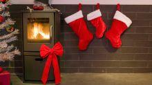 Wein aus Weihnachtssocken: US-Unternehmen erfindet kuriosen Getränkespender