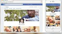 Facebook Launches A New Photo 'Scrapbook' Feature