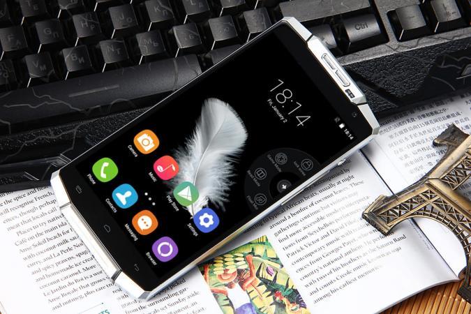 Este smartphone tiene una batería que dura 10 días