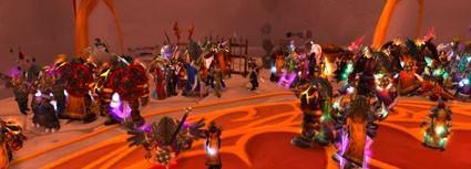 Congestion relief on the TTR: more vendor locations