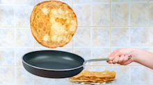 Take your pancake day game to the next level with these clever moulds and pans