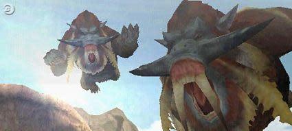 Yes, even more DLC for Monster Hunter Portable 2nd G