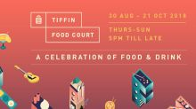 Tiffin Food Court is back for an eight-week long culinary adventure!