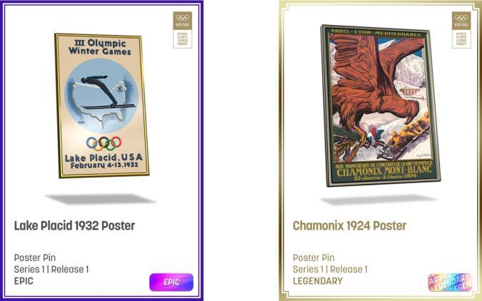 Olympic NFTs