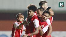 Hasil Leg I Final Piala Menpora Persib Vs Persija 0-2: Youngster Macan Kemayoran Menggila!