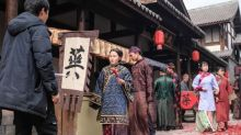 Chasing celluloid dreams at China's Tinseltown