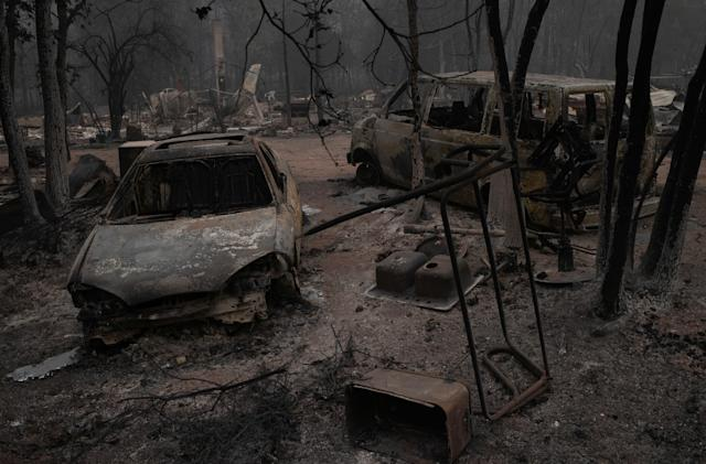 Facebook takes down false claims of extremists starting Oregon wildfires