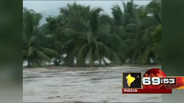 Around the World: Tropical storm triggers heavy flooding