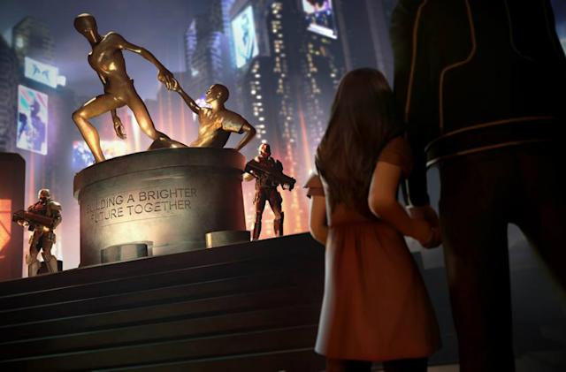 'XCOM 2' infiltrates PCs in November