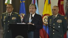Colombia launches military push against narco gangs slashing forests for coca plants