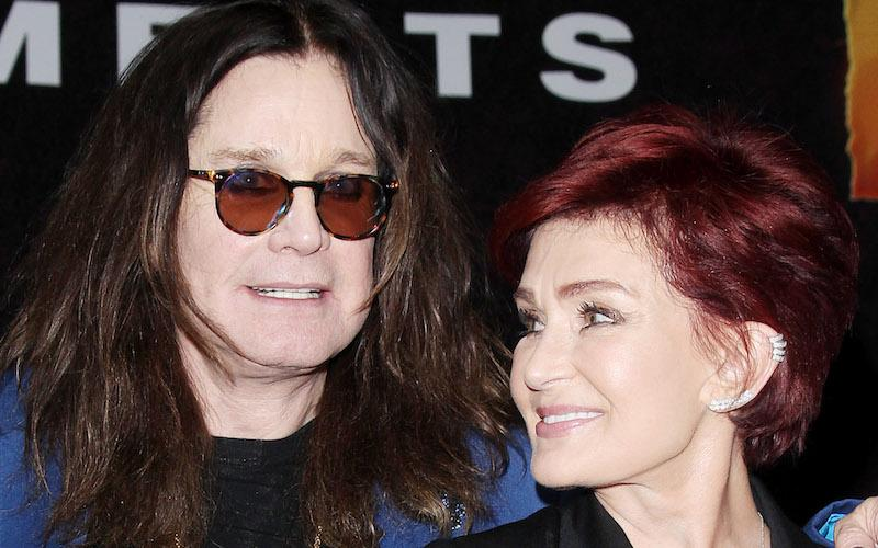 Sharon Osbourne On Mending Marriage With 'Dirty Dog' Ozzy: 'He's Going To Pay For It'