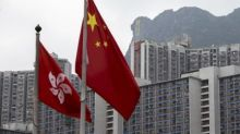 Britain flags concern about confidence in Hong Kong's system