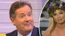 I'm a Celebrity's Toff surprises Piers Morgan