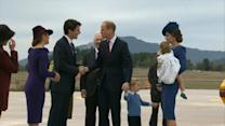 Prince William, Princess Kate Arrive for Royal Visit to Canada