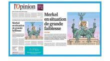 """""""Angela Merkel, le camouflet"""""""