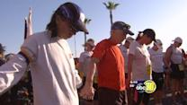 Valley residents run to support Boston victims
