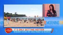 Australia sweltering through heatwave