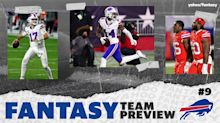 NFL Team Preview: Josh Allen, Stefon Diggs look ready to repeat fantasy success for Bills