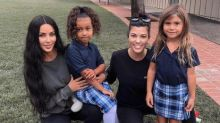 Kourtney Kardashian's daughter, Penelope Disick, wore $700 shoes to school — and people are feeling 'broke'