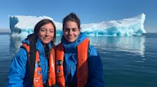 Two women, one Arctic expedition: Stephanie Dickson is on a mission to raise environmental awareness