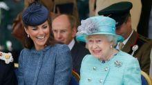 """Queen Elizabeth: """"Besondere Überraschung"""" zu Kates Jubiläum als Royal"""