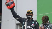 Matching Michael Schumacher record was beyond my wildest dreams – Lewis Hamilton