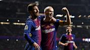 Barcellona, l'addio di Iniesta promuove Messi come nuovo capitano