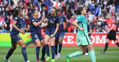 Foot - C1 (F) - La finale de la Ligue des champions féminine entre le PSG et l'OL diffusée sur France Télévisions