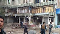Raw: Dozens Killed in Afghanistan Blast