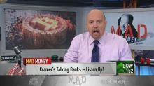 Cramer pinpoints stocks that are feeding the market in 'b...
