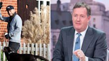 Piers Morgan dismisses Ant McPartlin as a 'dog walker' and calls for Ant and Dec split