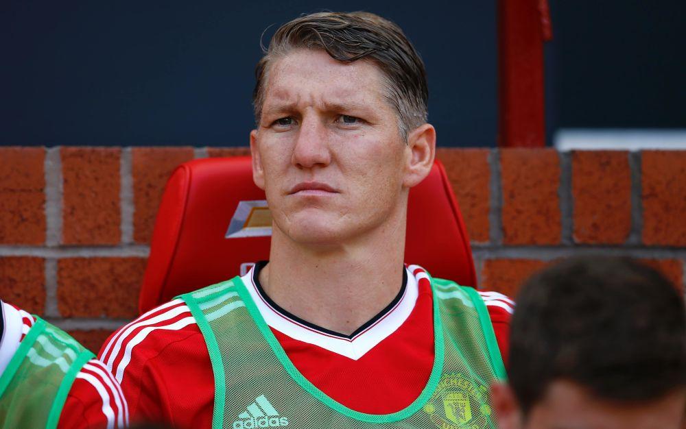 Bastian Schweinsteiger has left Manchester United