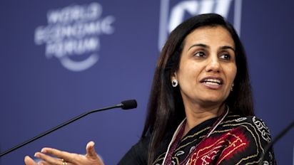 ICICI Bank Hikes Chanda Kochhar's FY17 Payout By 64%