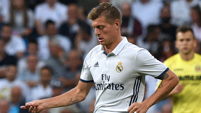 'I'm not scared of Bayern Munich' - Madrid midfielder Kroos ready for Champions League battle