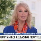 Kellyanne Conway Loses It Over Mary Trump Book on Fox News