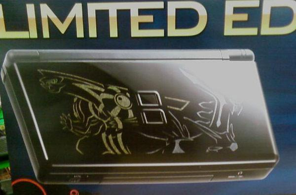 Limited Edition Pokemon DS Lite shows up at GameStop