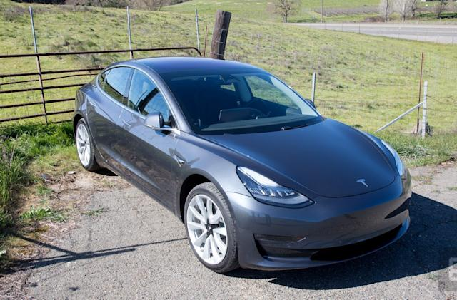 Tesla's performance Model 3 delivers 3.5 second 0-60 for $78,000